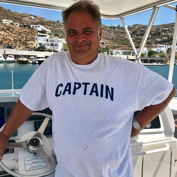 sfoux yachting captain alexis best captain for day cruise